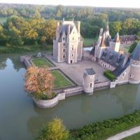 Chateau du moulin conservatoir