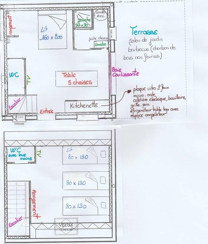 Plan suite de Louane